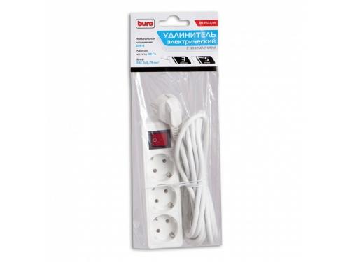 Удлинительный кабель Buro BU - PS3.5/W, белый, вид 2