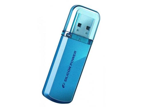 Usb-флешка Silicon Power Helios 101 4Gb, синяя, вид 2