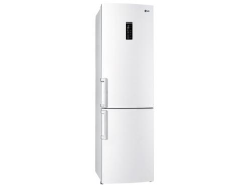 Холодильник LG GA M539 ZVQZ, белый, вид 1
