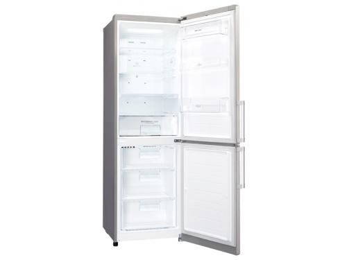 Холодильник LG GA-M539 ZMQZ, серебристый, вид 2