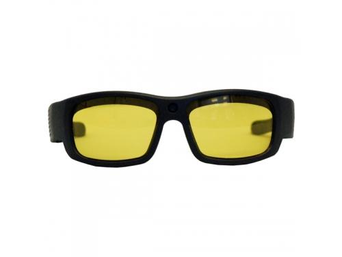 Видеокамера X-Try XTG300Y Wi-Fi (экшн, желтые линзы), вид 1