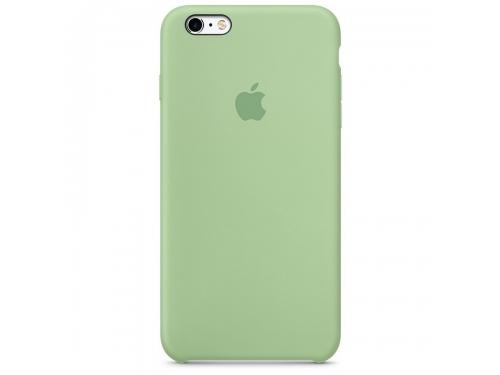 Чехол iphone Apple для Apple iPhone 6S Plus MM692ZM/A, светло-зеленый, вид 1