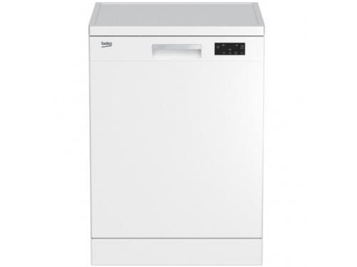 Посудомоечная машина Beko DFN 15210 W, белая, вид 1