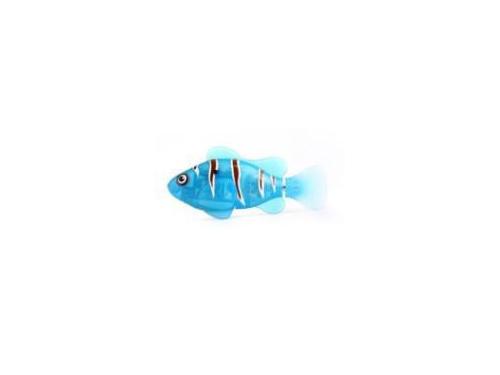 Товар для детей Zuru РобоРыбка Клоун Robofish, голубая, вид 1