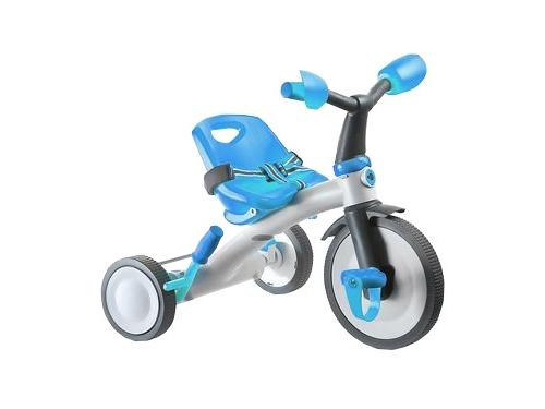 Трехколесный велосипед 3 в 1 Italtrike Evolution, синий, вид 4