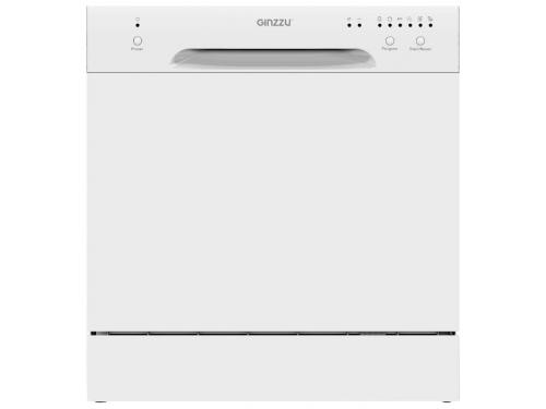 Посудомоечная машина Ginzzu DC 281, белая, вид 1