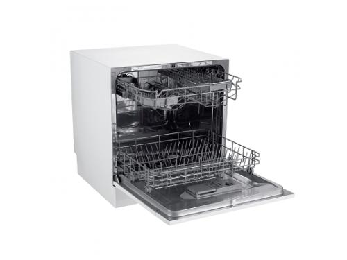 Посудомоечная машина Ginzzu DC 281, белая, вид 2