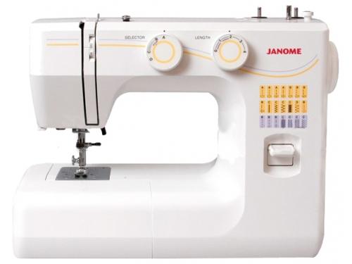 Швейная машина Janome 1143 белый, вид 1