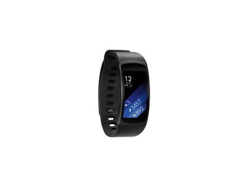 Умные часы Samsung Galaxy Gear Fit 2 SM-R360, темно-серые, вид 2