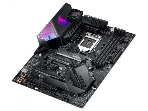 Материнская плата Asus ROG Strix Z390-E Gaming ATX, вид 4