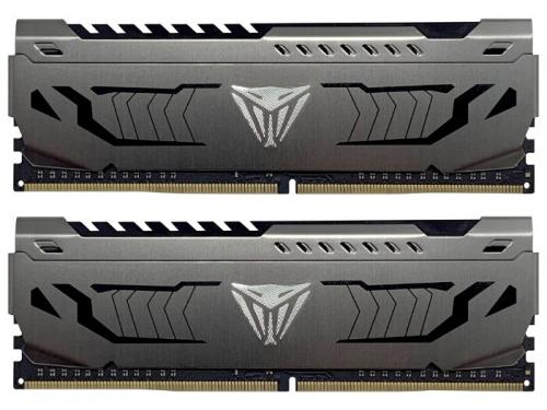 Модуль памяти Patriot PVS432G320C6K 3200MHz 2x16Gb, вид 1