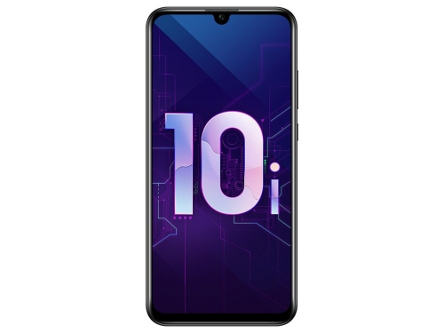 Смартфон Honor 10i 4/128Gb (HRY-LX1T), черный, вид 1