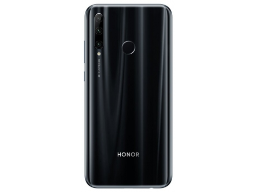 Смартфон Honor 10i 4/128Gb (HRY-LX1T), черный, вид 2