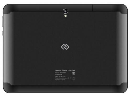Планшет Digma Plane 1581 3G 2/32Gb, черный, вид 2