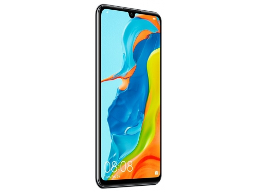 Смартфон Huawei P30 lite 4/128Gb (MAR-LX1M), чёрный, вид 1