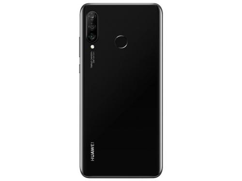 Смартфон Huawei P30 lite 4/128Gb (MAR-LX1M), чёрный, вид 6