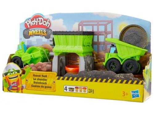 Набор для лепки игровой Hasbro Play-Doh Веселая Стройка (E4293), вид 2