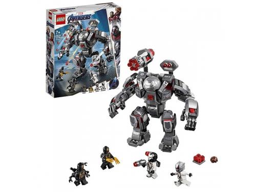 Конструктор LEGO 76124 Супер Герои Воитель, вид 1