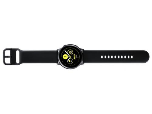 Умные часы Samsung Galaxy Watch Active (SM-R500NZKASER), черные, вид 3