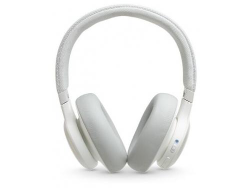 Bluetooth-гарнитура JBL Live 650BTNC белая, вид 2