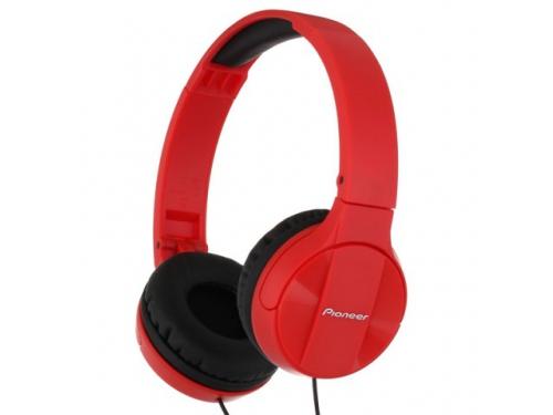Наушники Pioneer SE-MJ503-R, красные