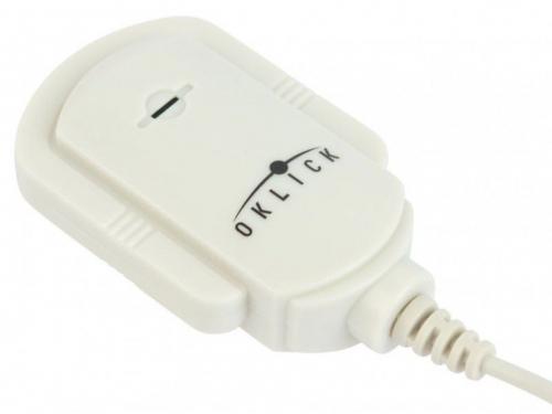 Микрофон для пк Oklick(MP-M007)белый, вид 1