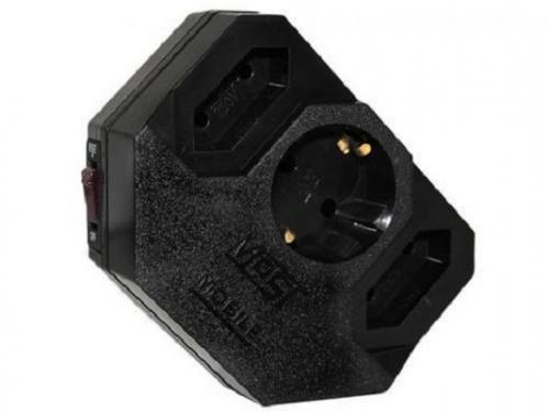 Сетевой фильтр Most MRG, черный, вид 1