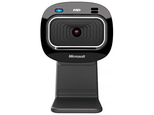 Web-камера Microsoft Lifecam HD-3000(T4H-00004)черный, вид 1