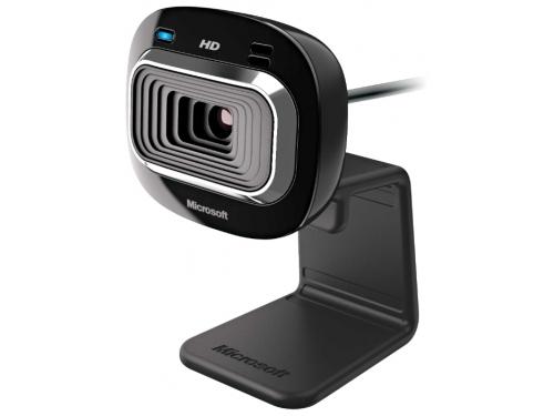 Web-камера Microsoft Lifecam HD-3000(T4H-00004)черный, вид 3
