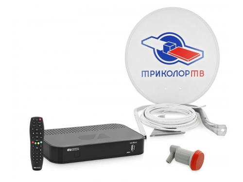 Комплект спутникового телевидения Триколор Full HD GS B522 (046/91/00046291), вид 1