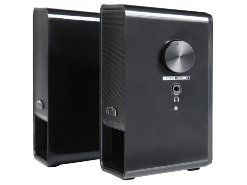 Компьютерная акустика Oklick OK-215, серебристые, вид 1