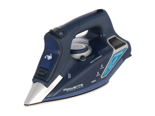 Утюг Rowenta DW9240F1, синий/нерж. сталь, вид 1