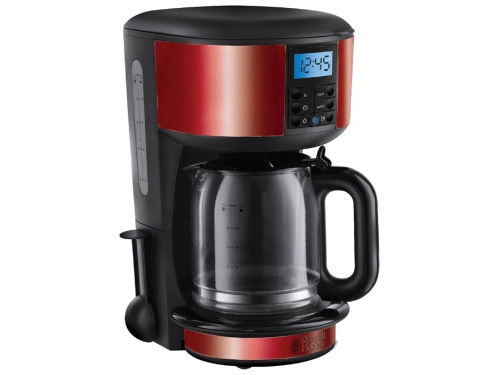 Кофеварка Russell Hobbs Legacy Coffee Red 20682-56, вид 2