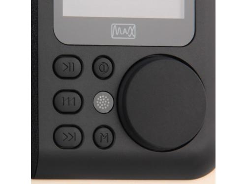 Радиоприемник Max MR-331, бежевый, вид 3