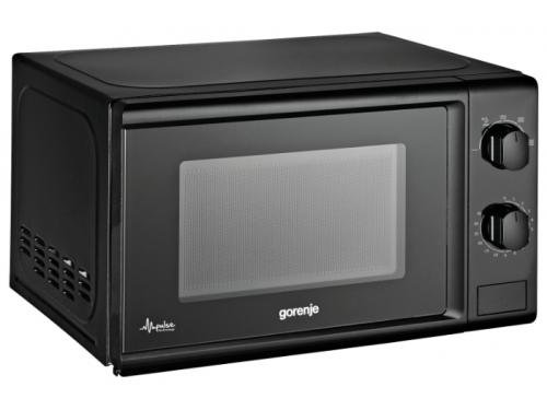 Микроволновая печь Gorenje MMO20MBII, черная, вид 1