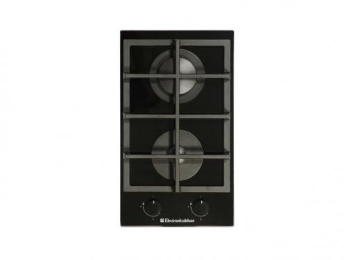Варочная поверхность Electronicsdeluxe(GG2 400215F - 000) стекло черное, вид 1