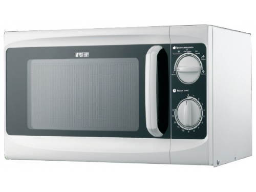 Микроволновая печь Mystery MMW-1706, белая, вид 1