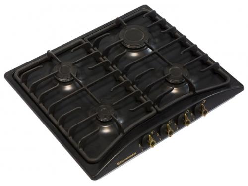 Варочная поверхность Electronicsdeluxe 5840.00-006гмв ЧР, черная, вид 1