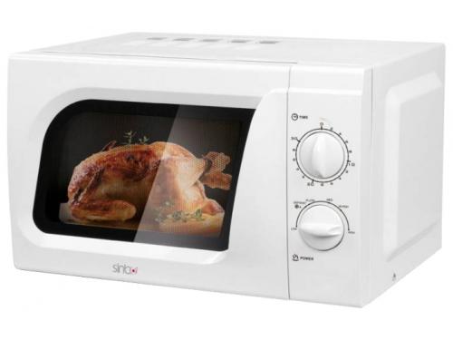 Микроволновая печь Sinbo SMO 3652, белая, вид 1