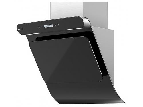 Вытяжка Shindo Arktur sensor 60 B/BG 3ETC, черная, вид 1