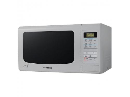 Микроволновая печь Samsung ME83KRS-3, серая, вид 1