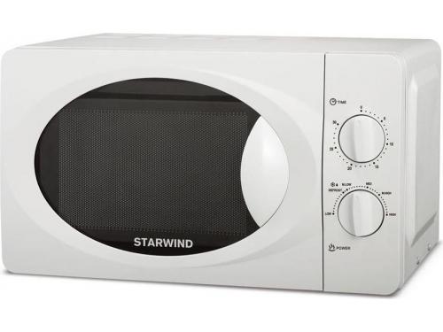 Микроволновая печь Starwind SMW2320, белая, вид 1