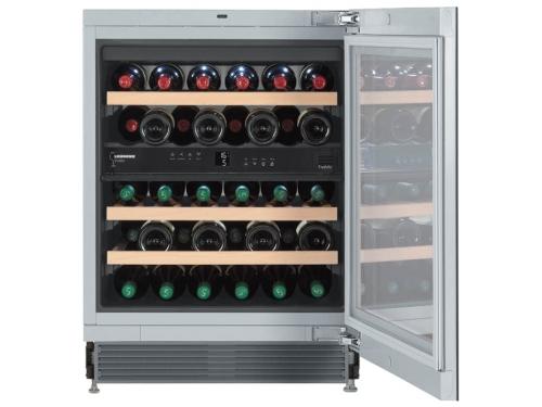 Холодильник Liebherr UWT 1682 серебристый, вид 1