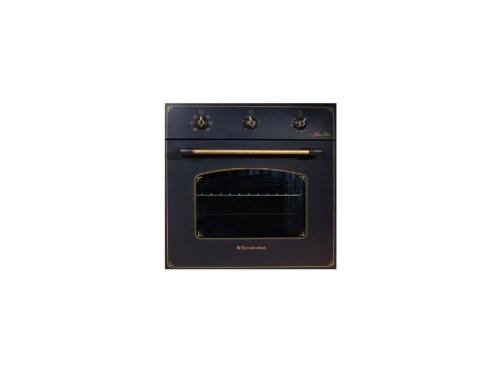 Духовой шкаф Electronicsdeluxe 6006.03 эшв-009, черный матовый, вид 1