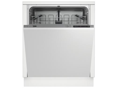 Посудомоечная машина Beko DIN15210, белая, вид 1