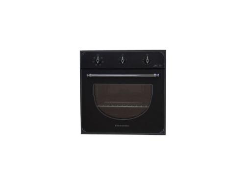 Духовой шкаф Electronicsdeluxe 6006.03эшв-011, черный, вид 1