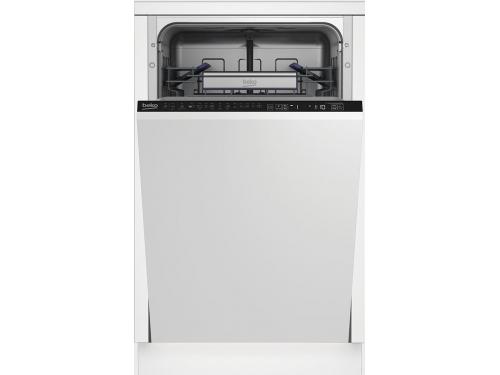 Посудомоечная машина Beko DIS39020, серая, вид 1
