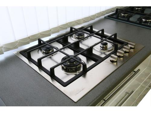 Варочная поверхность Electronicsdeluxe TG4 750231F -021, нержавеющая сталь, вид 2