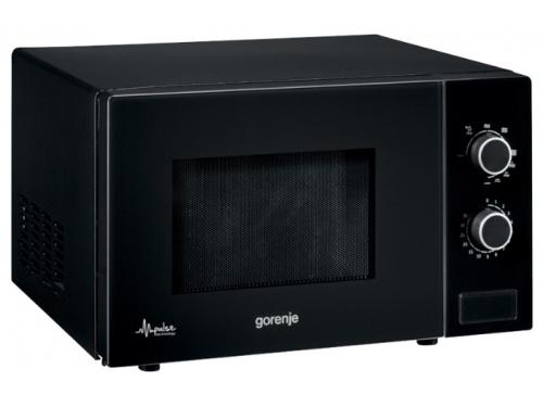 Микроволновая печь Gorenje MO21MGB, черная, вид 1