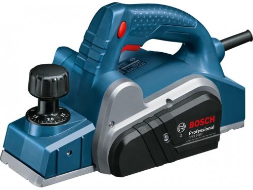Рубанок Bosch GHO 6500 [0601596000], электрический, вид 1